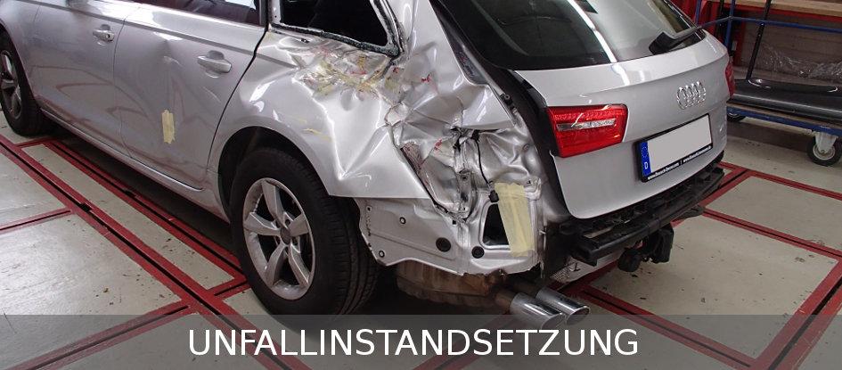 Taflan-Unfallinstandsetzung